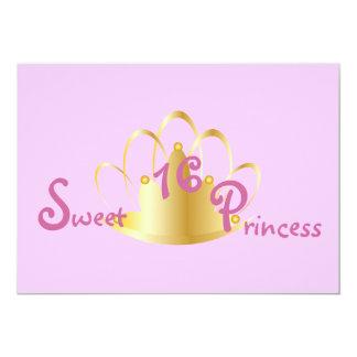 16. Geburtstag Prinzessin-Fertigen besonders an Individuelle Ankündigungen