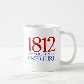 1812 war mehr als ein Annäherungsversuch Kaffeetasse