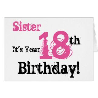 Spruche Geburtstag 18 Schwester Angenehme Geschenke 2019