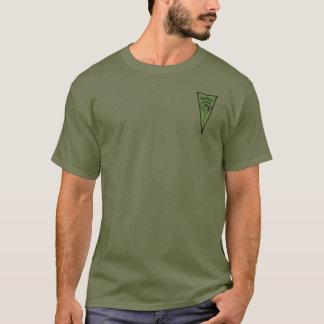 18. Im Flugzeug Korps Recondo Flecken-Shirt T-Shirt