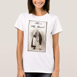 1900 Norweger Bunad Tänzer T-Shirt