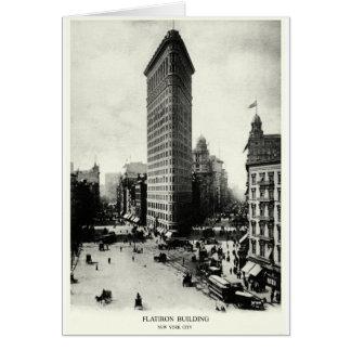 1903 Flatiron Bezirk, New York City Karte