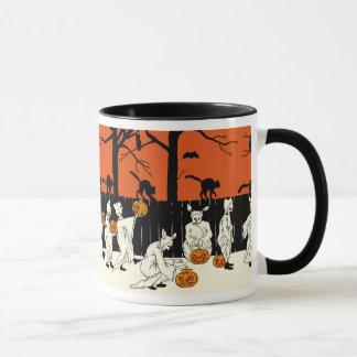 1920 Spooks auf Parade-Tasse Tasse