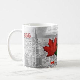 1956 OS forradalom, Kanada vonatkozásában Kaffeetasse
