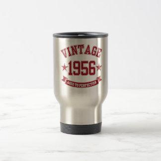 1956 Vintages gealtert zur Perfektion Reisebecher