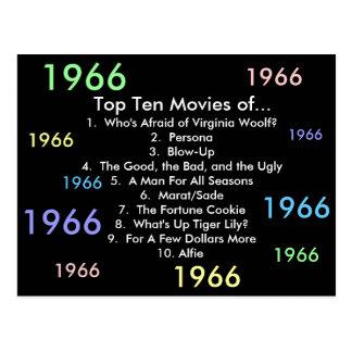 1966 Filme Postkarten