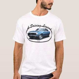 1968 CAMARO SS SCHWARZES T-Shirt