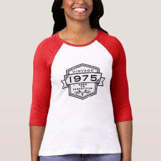 1975 gealtert zur Perfektions-Kleidung T-Shirt