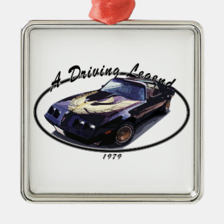 1979_firebird_black01 quadratisches silberfarbenes ornament