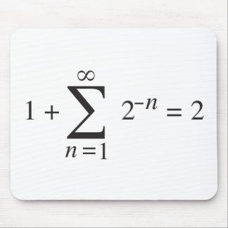 1 + 1 = 2 _Summierungsanmerkung Mauspads