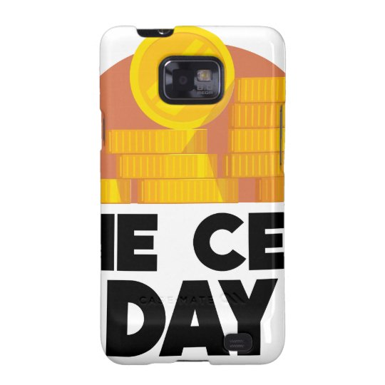 1. April - ein Cent-Tag Galaxy SII Cover