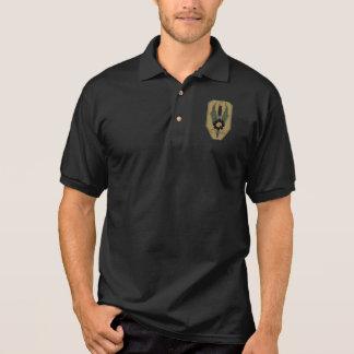 1. CTAG Polo-Shirtschwarzes Polo Shirt