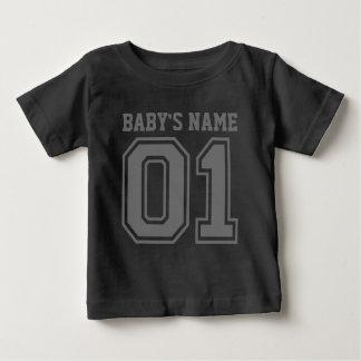 1. Geburtstag (personifizieren Sie den Namen des Baby T-shirt