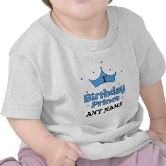 1. Geburtstags-Prinz T Shirt