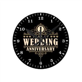1. Hochzeitstag Uhren