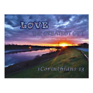 1 Postkarte der Korinther-13