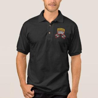 1. Rolle des Förster-Bataillons im alten Stil mit Polo Shirt
