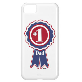 #1 Vati - der glückliche Vatertag iPhone 5C Cover