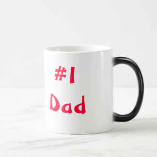 #1Dad Verwandlungstasse