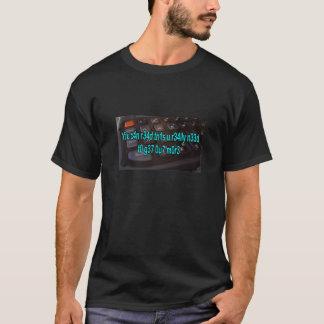 1f u c4n r3ad - blauer Text T-Shirt
