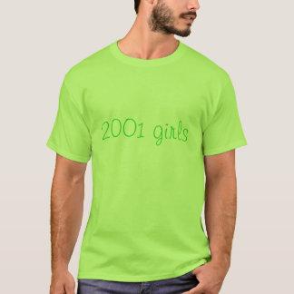 2001 Mädchen T-Shirt