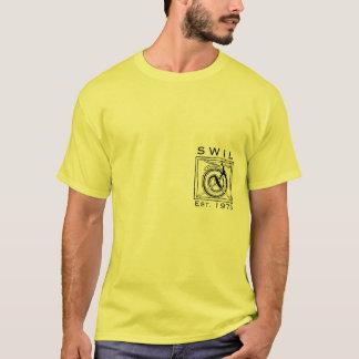 2001 - schwarze Tinte T-Shirt