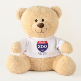 200. Jahrestag Maines zweihundertjährig Teddy