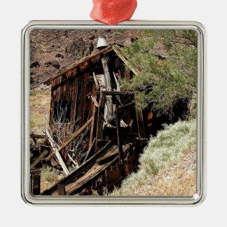 2010-06-26 C Las Vegas (210) desert_cabin.JPG Silbernes Ornament