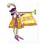 2010 CARTES POSTALES