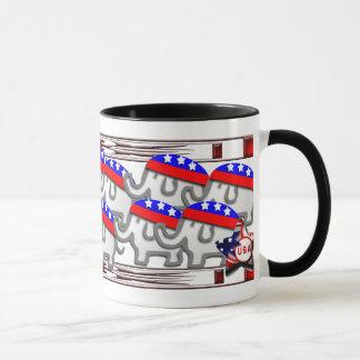 2012 Republikaner-Rennen Tasse