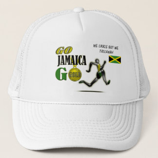 2012 Spiele-Team-Jamaika-Fan-Hut Truckerkappe