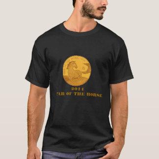 2014 DAS JAHR DES PFERDS T-Shirt