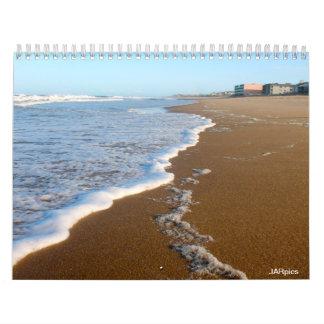 2014 Kalender-Strände Wandkalender