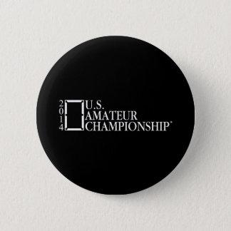 2014 US-Amateur-Meisterschaft Runder Button 5,1 Cm