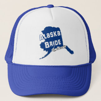 2015 AK Braut-Karten-Fernlastfahrer-Hut im Blau Truckerkappe