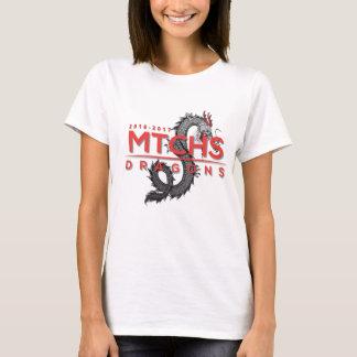 2016-2017 der T - Shirt MTCHS Frauen