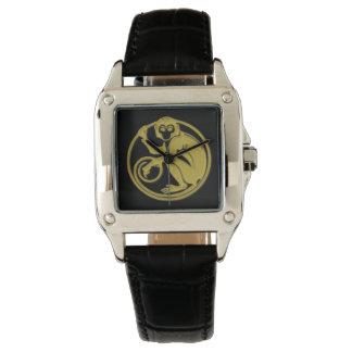 2016 ist das Jahr des Affen - Armbanduhr