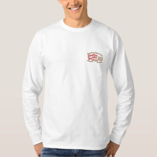 2016 Schlangen Gewohnheit gesticktes loLong Besticktes Langarmshirt