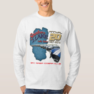 2016 Schlangen-lange Hülse * (nur FRONT) T-Shirt