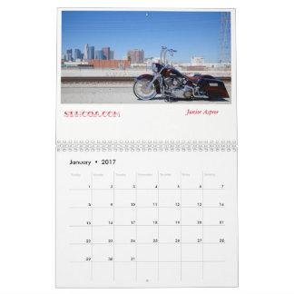 2017 SDHCOA Mitgliedskalender Abreißkalender