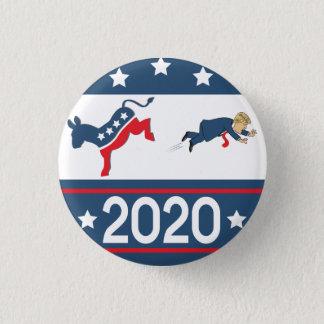 2020 Demokraten Runder Button 3,2 Cm