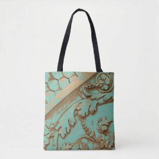 209 - Designer-Taschentasche - Rollen Tasche