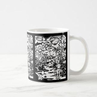 20.000 Ligen unter der SeeTasse Kaffeetasse