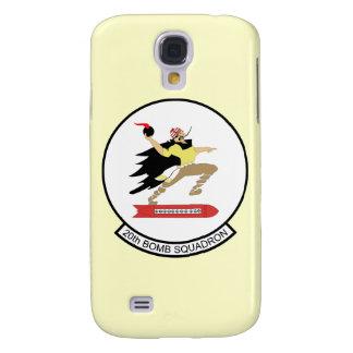 20. Bomben-Geschwader Galaxy S4 Hülle
