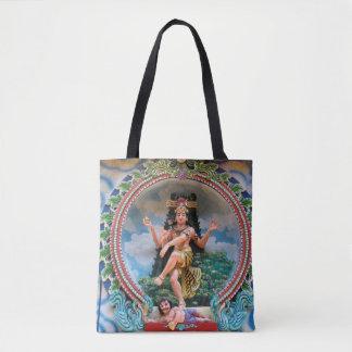20 - Designer-Taschentasche - hindischer Buddha Tasche
