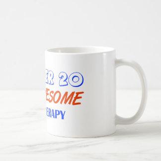 20. Dezember Entwurf Kaffeetasse