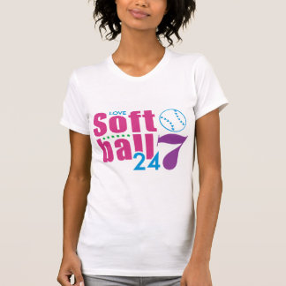 24/7 Softball T-Shirt