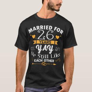 Hochzeitstag 26 26. Hochzeitstag