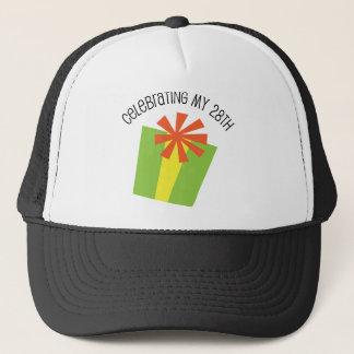 28. Geburtstags-Geschenk-Ideen für ihn Truckerkappe
