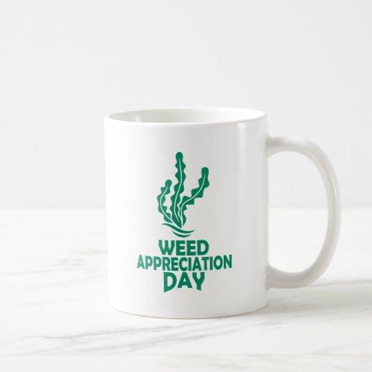 28. März - Unkraut-Anerkennungs-Tag Tasse